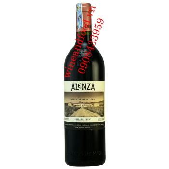 Rượu vang Alenza Gran Reserva 750ml