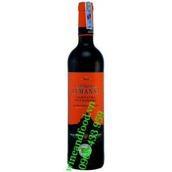 Rượu vang Castillo de Almansa Garnacha Tintorera 750ml