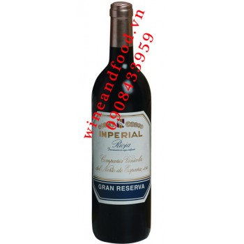 Rượu vang Cune Imperial Gran Reserva 2007