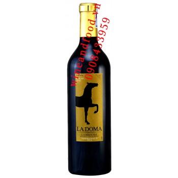 Rượu vang La Doma 750ml