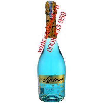 Rượu vang nổ Don Luciano Blue Moscato Jaume Serra 750ml
