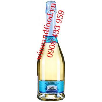 Rượu vang nổ Camioneta Moscato 75cl