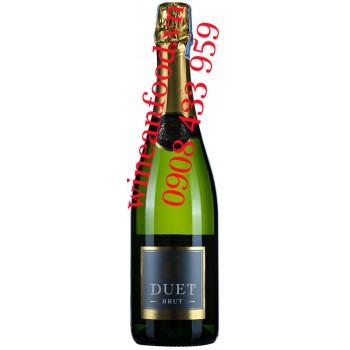 Rượu vang nổ Duet Brut Mousseux 750ml