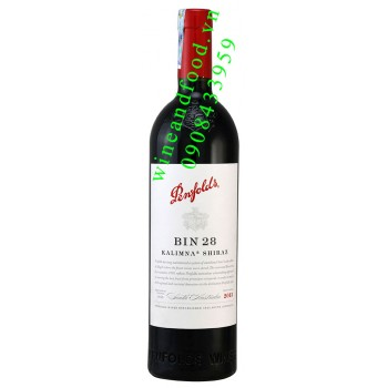 Rượu vang Bin 28 Kalimna Shiraz Penfolds 750ml