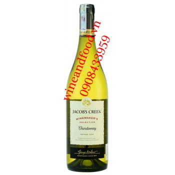 Rượu vang Jacob's Creek Chardonnay Winemakers 750ml