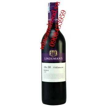 Rượu vang Lindeman's Bin 50 Shiraz 750ml