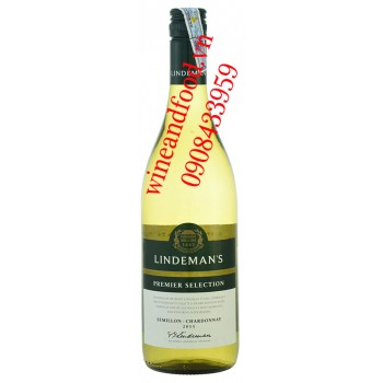 Rượu vang Lindeman's Semillon Chardonnay 750ml