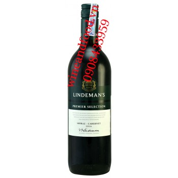 Rượu vang Lindeman's Shiraz Cabernet 750ml