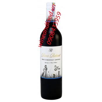 Rượu vang River Retreat Cabernet Shiraz