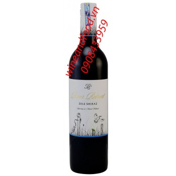 Rượu vang River Retreat shiraz 750ml