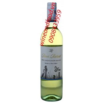 Rượu vang trắng River Retreat Sauvignon Blanc 750ml