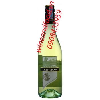 Rượu vang trắng Trentham Sauvignon Blanc 750ml