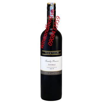 Rượu vang Trentham Shiraz Family Reserve