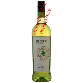 Rượu vang Wildcard Peter Lehmann Unoaked Chardonnay trắng