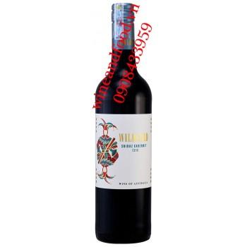 Rượu vang Wildcard Peter Lehmann Shiraz Cabernet 750ml