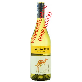 Rượu vang Yellow Tail Chardonnay 750ml