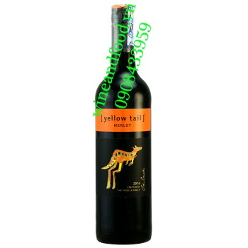 Rượu vang Yellow Tail Merlot 750ml
