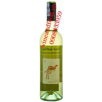 Rượu vang Yellow Tail Semillon Sauvignon Blanc 750ml