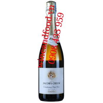 Rượu vang nổ Jacob's Creek Chardonnay Pinot Noir 750ml