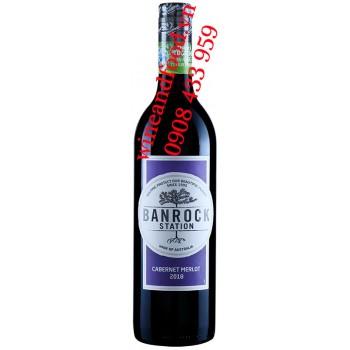Rượu vang Banrock Station Cabernet Merlot 750ml