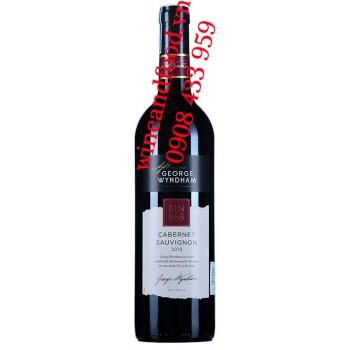 Rượu vang Bin 868 Cabernet Sauvignon George Wyndham