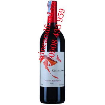 Rượu vang Kangaroo Cabernet Sauvignon 750ml