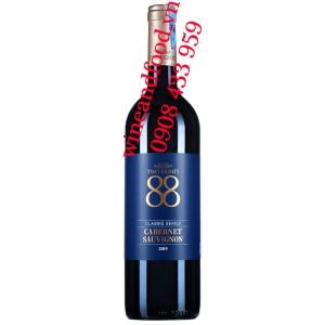 Rượu vang Two Eights 88 Cabernet Sauvignon Classic Series