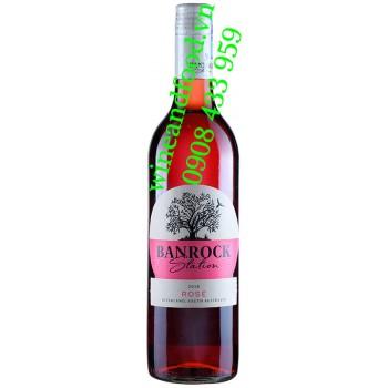 Rượu vang Banrock Station Rosé 750ml