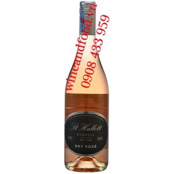 Rượu vang hồng St Hallett Barossa Dry Rosé 750ml