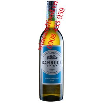 Rượu vang Banrock Station Sauvignon Blanc 750ml