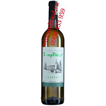 Rượu vang Đà Lạt Classic trắng 750ml