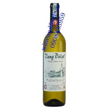 Rượu vang Đà Lạt trắng 750ml
