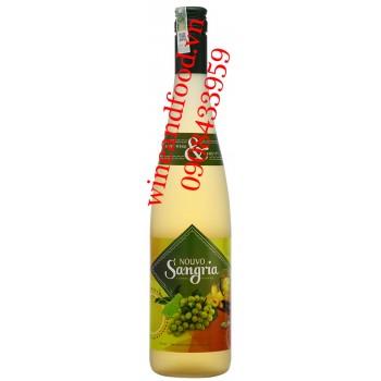 Rượu vang Nouvo Sangria trắng 750ml