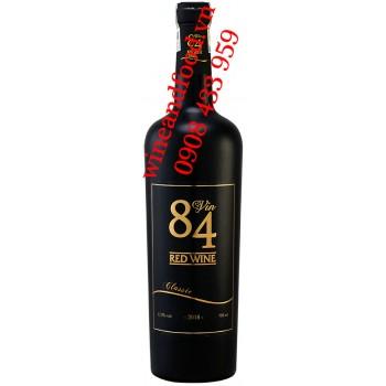 Rượu vang Vin 84 Classic 750ml