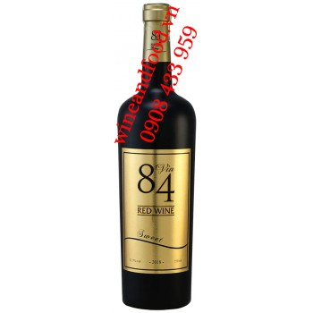 Rượu vang Vin 84 Sweet 750ml