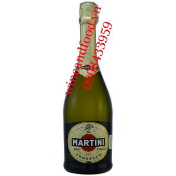 Rượu vang nổ Martini Prosecco 750ml