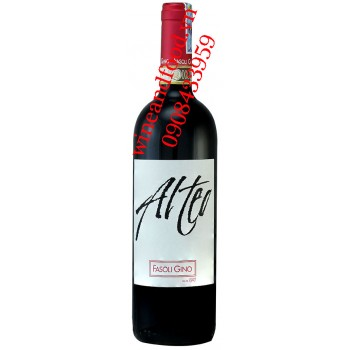 Rượu vang Alteo Amarone della Valpolicella Fasoli Gino 750ml