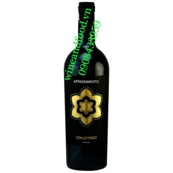 Rượu vang Appassimento Collefriso 750ml