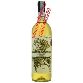 Rượu vang Carpineto Dogajolo Toscano trắng 750ml