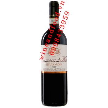 Rượu vang C.D Neri Tenuta Nuova Brunello di Mont 2011