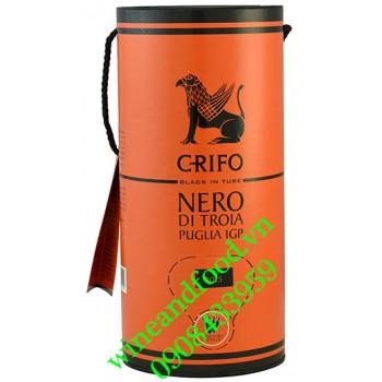 Rượu vang Crifo Nero Di Troia Puglia IGP 3l