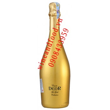 Rượu vang Cuvee Deor The Gold Collection 750ml