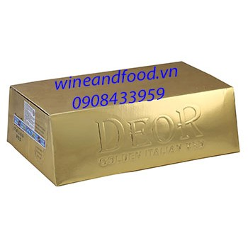 Rượu vang Deor Golden Italian Red hộp 3l