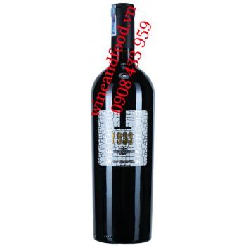 Rượu vang 1933 Puglia Negroamaro Sangiovese IGT