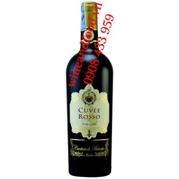 Rượu vang Cuvée Rosso Cantina Di Antonio 750ml