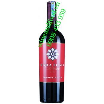 Rượu vang Mara Scaia Riserva N.001 đỏ ngọt 750ml