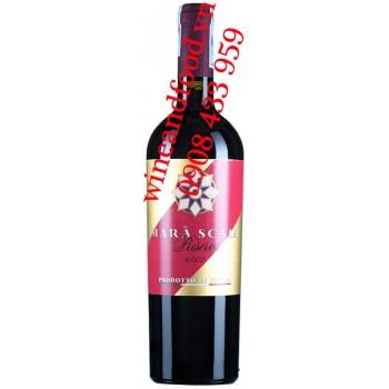 Rượu vang Mara Scaia Riserva N002 đỏ ngọt 750ml