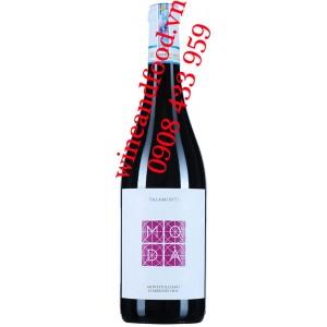 Rượu vang Modà Talamonti Montepulciano D'abruzzo DOC 750ml