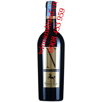 Rượu vang Nero Di Troia Conte Di Campiano IGT 750ml
