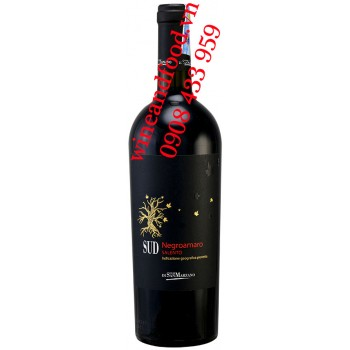 Rượu vang Sud Negroamaro Salento Feudi di San Marzano IGP